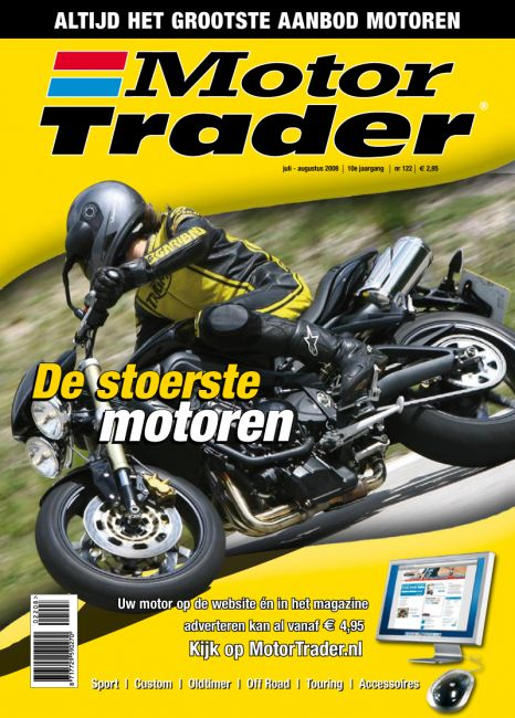 Motor Trader cover