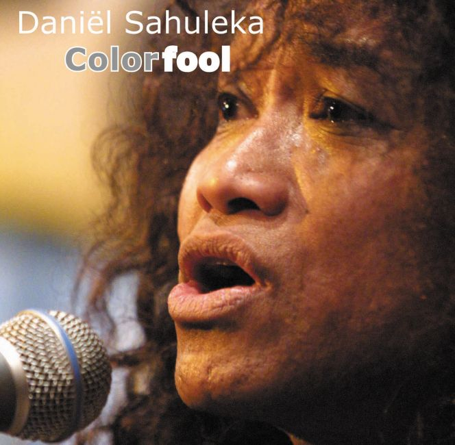 Daniel Sahuleka CD-cover
