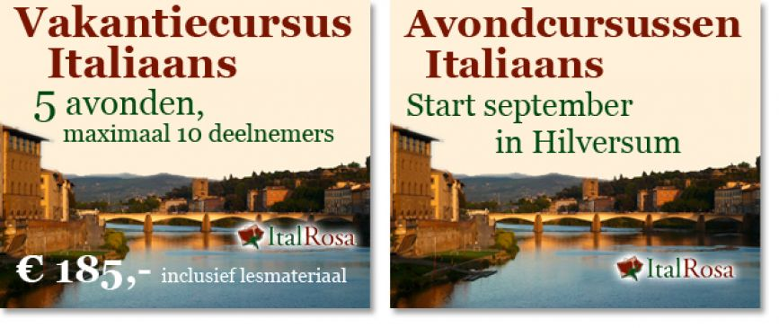 ItalRosa banners
